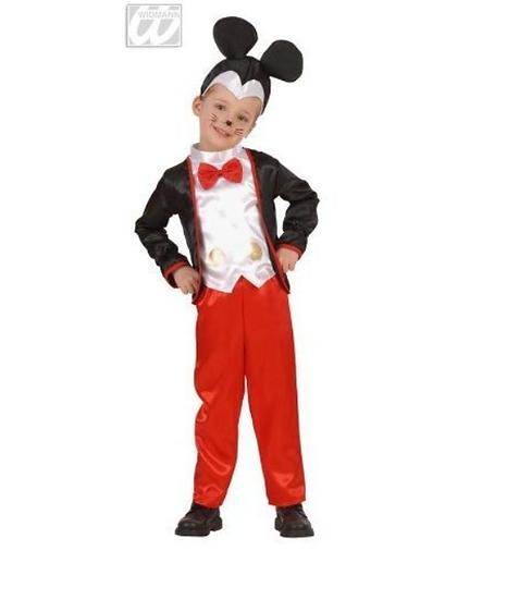 Disfraz Mickey Mouse 5-7 años