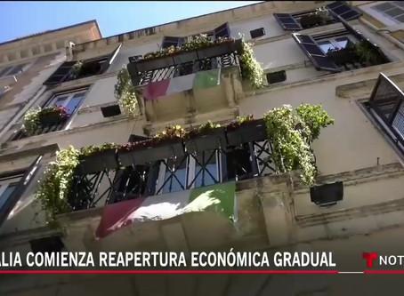 GuuG in TV su Telemundo