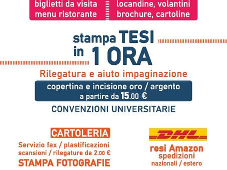 VOLANTINO OFFERTA AUTUNNO/INVERNO 2019