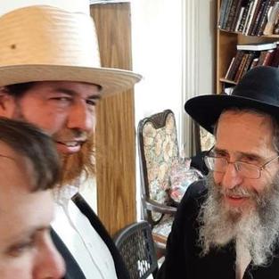 Reb Yosef Koval, Reb Boruch Hirshfeld