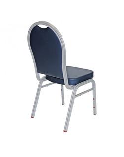 5300 Chair - Banquet Aluminum Navy Back-910x1155