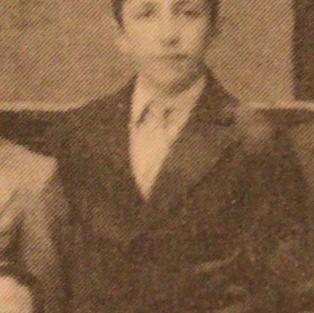 Reb Shmuel Kamenetsky as a boy