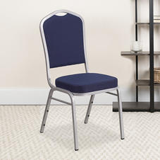 crown back chair