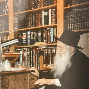 Reb Chaim Stein, Reb Nosson Vachtogel