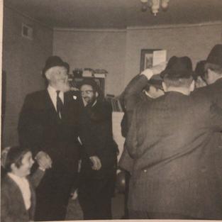 Purim With Reb Shlomo