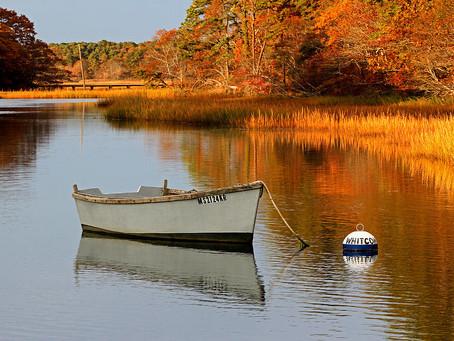 Fall Into Fall on Cape Cod