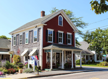 A Few of My Favorite Cape Cod Things