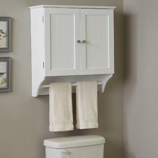 Step Up Bathroom Storage