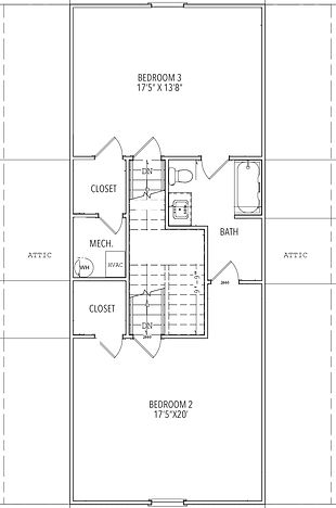 Realtor Plan Upper Level - PP Lot 12 (1)