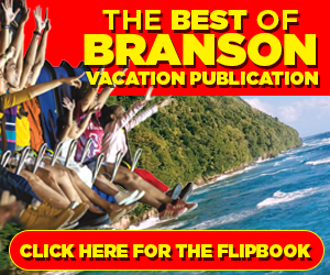 The Best of Branson Vacation Publication