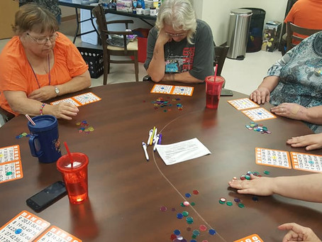 Six ways Cambridge Adult Day Center can help participants be well: Intellectual Wellness