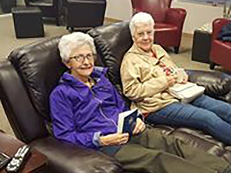 Six ways Cambridge Adult Day Center can help participants be well: Social Wellness