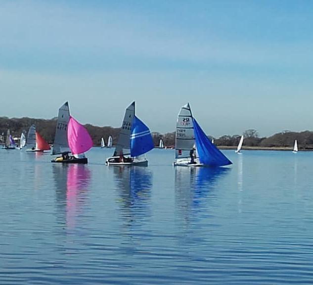 Sailing Itchenor