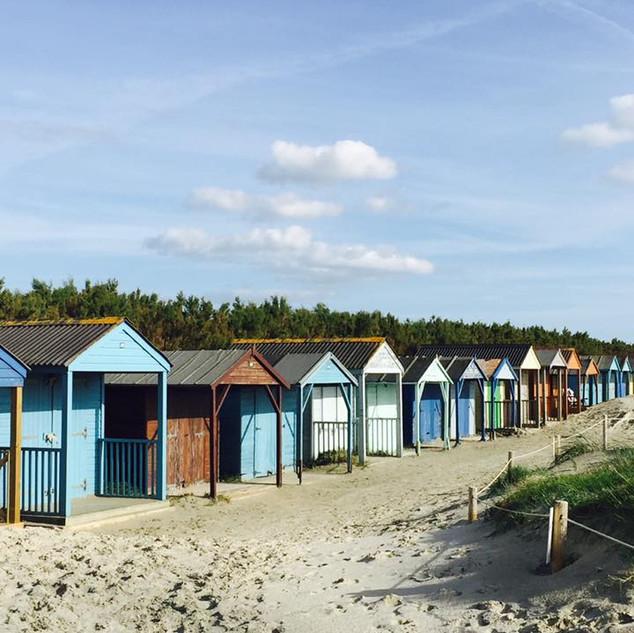 Beach Huts, West Wittering Beach