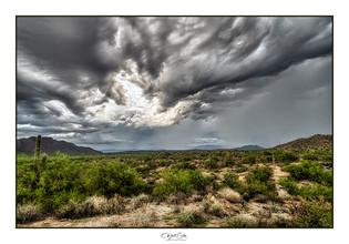 Sonoran monsoon