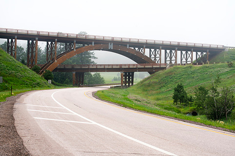 Keystone Wye Bridge
