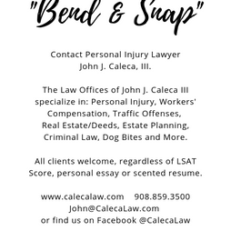 Program Ad - Law Firm