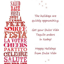 Happy Holidays Card to Clients