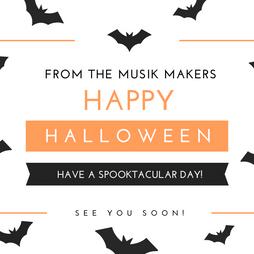 Facebook Post - Happy Halloween