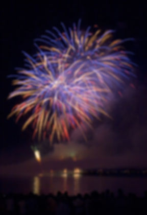 FIREWORKS VANCOUVER CANADA