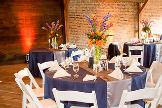 Chandelier Events at Houston's Station, Nashville, TN wedding planning
