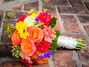 Chandelier Events bridal bouquet flowers