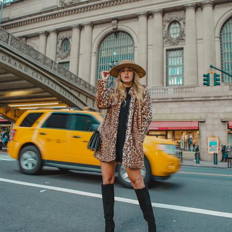 My New York Fashion Week Fall/Winter 2019 Experience