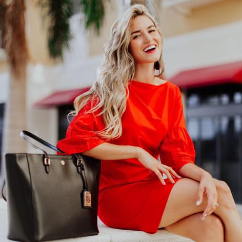 Red to Impress: Lauren Ralph Lauren