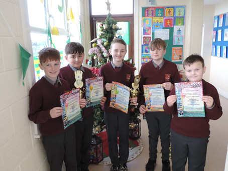 Credit Union Poster Competition 2020