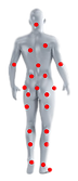Aiartex stoplombalgia.com riduce i punti di pressione antidecupito