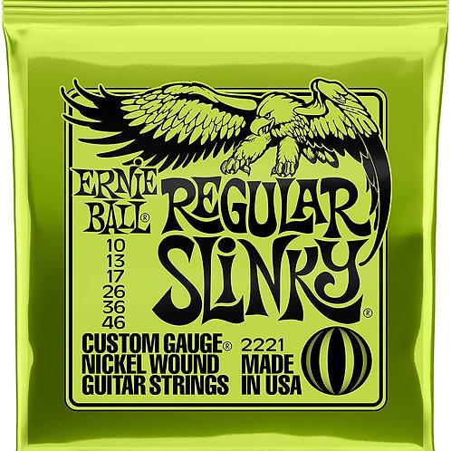 Electric Guitar Strings - Regular Slinky's