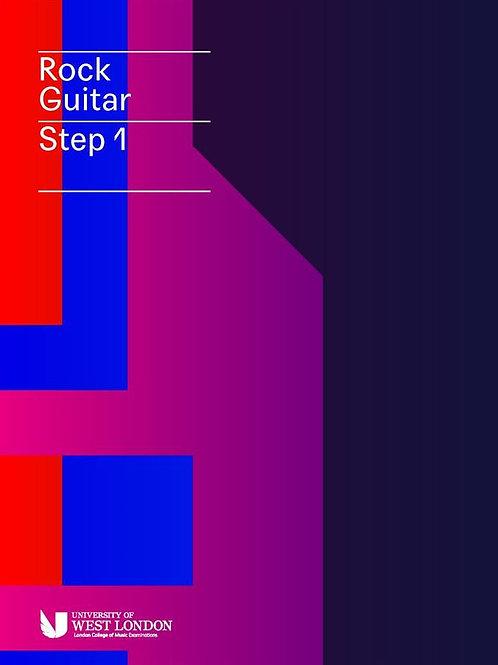 LCM Rock Guitar Step 1