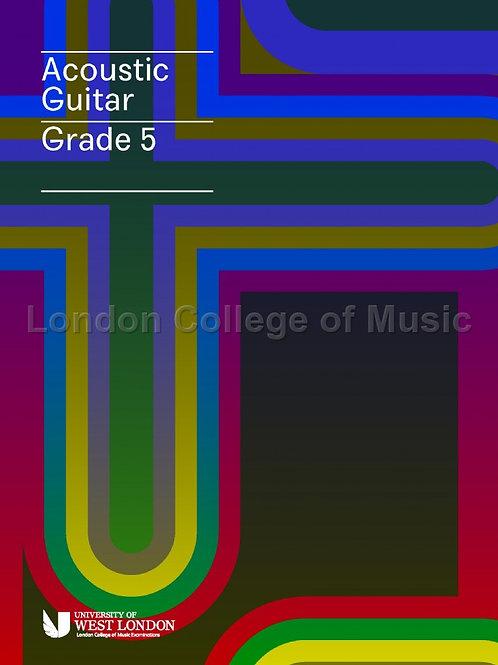 LCM Acoustic Guitar - Grade 5