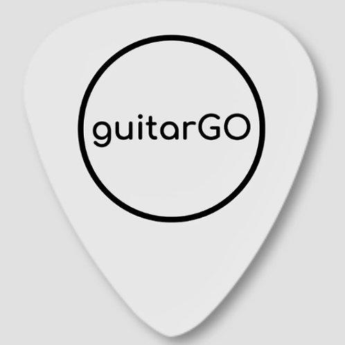 guitarGO Glow In The Dark Pick