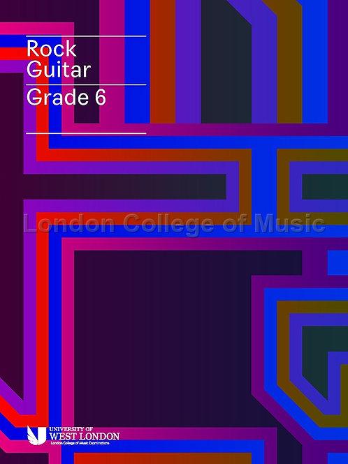 LCM Rock Guitar Grade 6
