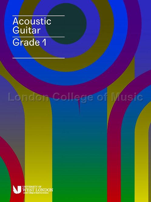 LCM Acoustic Guitar - Grade 1