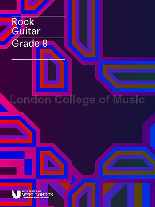 LCM Rock Guitar Grade 8
