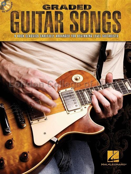 LCM Graded Guitar Songs Grades 1 - 3