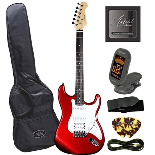 Artist STH Electric Guitar with Humbucker Pickup