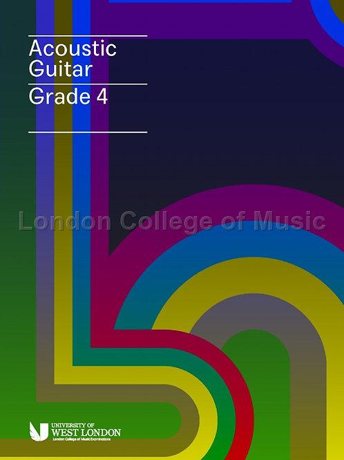 LCM Acoustic Guitar - Grade 4