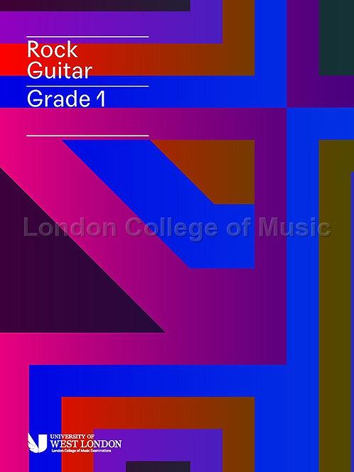 LCM Rock Guitar Grade 1