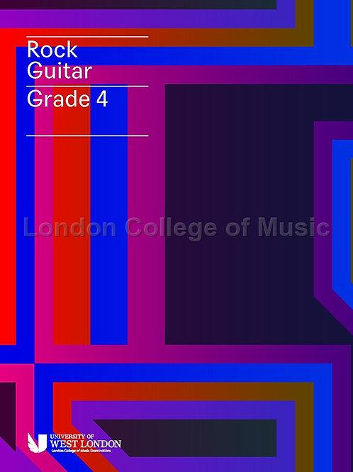 LCM Rock Guitar Grade 4