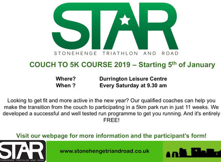 Couch to 5k 2019