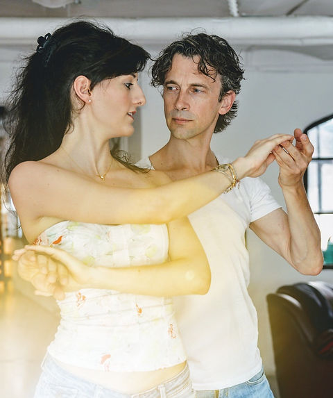 Tango Factory Marina Hoffman & Novák Gábor