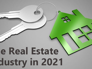 The Real Estate Industry in 2021