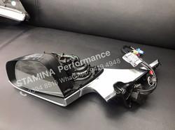 Model 3 左側鏡