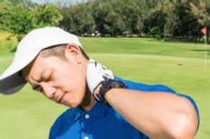 alexander technique exercise for golf neck pain