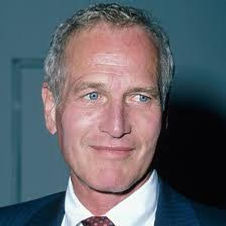 paul newman headshot