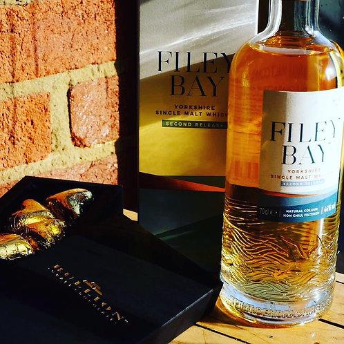 Filey Bay whiskey