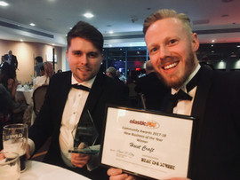New business of the year 2018